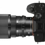 New Sigma lens for Sony and L mount cameras: 35mm, 65mm f/2.0 and 24mm f/3.5 with manual and autofocus on the lens